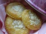 Tvarohové koláčky s jablky recept