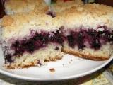 Bleskový koláč recept