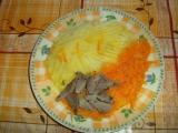 Dušená mrkev s masem a bramborem pro nejmenší recept ...