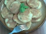 Jablkové lívanečky se skořicovým cukrem recept