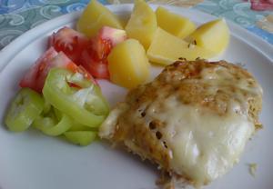 Krkovička na celeru