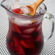 Sangria s ovocem recept