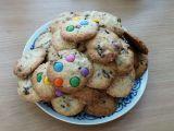 Křehké americké cookies recept