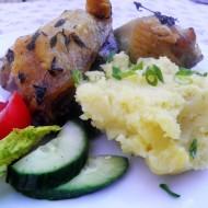 Kuře z remosky na másle a bylinkách recept
