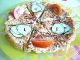 Rýžová omeleta recept