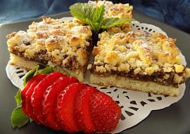 Rychlý koláč na plech s drobenkou recept