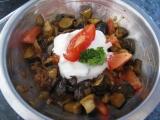 Houbový salát recept