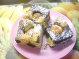 Meruňkový koláč s mákem recept