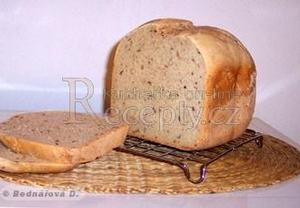 Nejjednodušší chleba