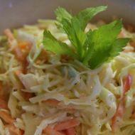 Náš zelný salát recept