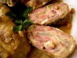 Chutné závitky v kapustovém kabátku recept