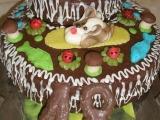 Poslední dětský dort recept