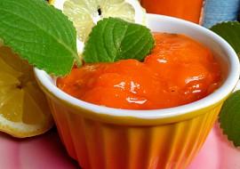 Meruňkový džem s rýmovníkem recept