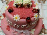 Patrový dort s medvídkem recept