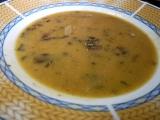 Houbová kefírovka recept