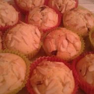 Muffiny s kousky čokolády recept