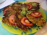 Brokolicové placičky se sýrem recept