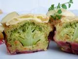 Brokolicové muffiny recept