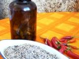Domácí houbové koření recept