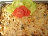 Zapečené těstoviny s mletým masem recept