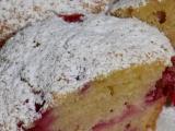 Rybízové muffiny recept