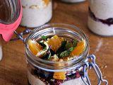 Pohanková kaše k snídani  raw recept