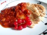 Kuřecí prso s meruňkovo-rybízovou omáčkou recept