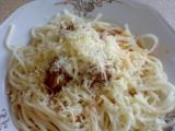 Hovězí maso na špagety recept
