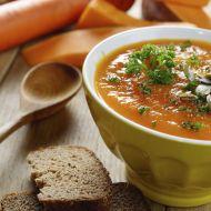 Dýňová polévka se smetanou a slaninou recept
