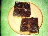Bramborový koláč se švestkami a mákem recept