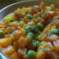 Kořeněná dušená zelenina recept