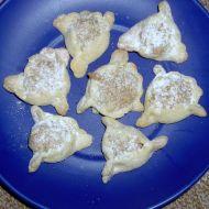 Ořechové trojhránky recept