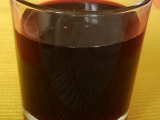 Sirup z černého rybízu recept
