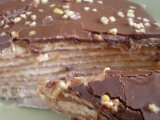 Lázeňský dortík recept