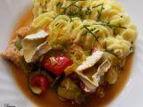 Utajené kuřecí medailonky pod Hermelínem recept