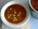 Gulášová polévka  pikantní recept