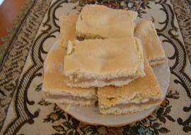 Křehký koláč recept