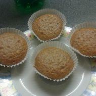 Muffiny posypané skořicí recept