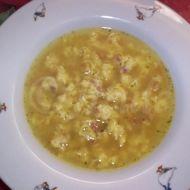 Rychlá vajíčková polévka recept