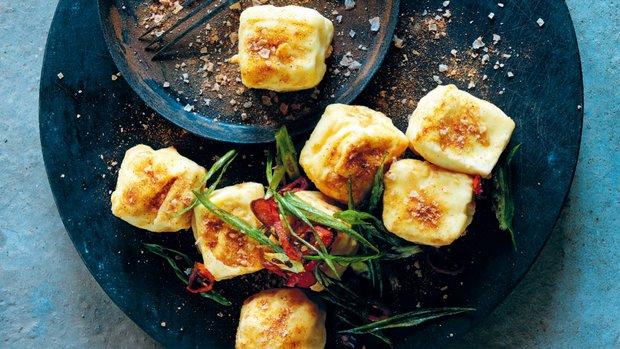 Smažené tofu s chilli solí