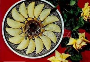 Šakerbura  sladké taštičky po Ázerbájdžánsku