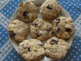 Oříškovočokoládové sušenky recept