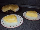Ananasový dortík recept