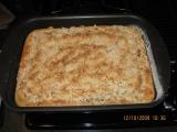 Jablkový koláč s mandlemi a ricottou recept