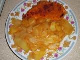 Smažené brambory recept