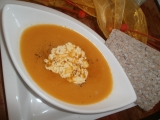 Indická variace z červené čočky s vůní kokosu recept