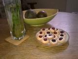 Koláčky s marmeládou recept