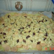 Andělský koláč recept