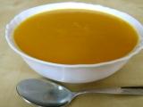 Krémová polévka s nádechem Indie recept