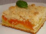 Rychlý koláč s meruňkami recept